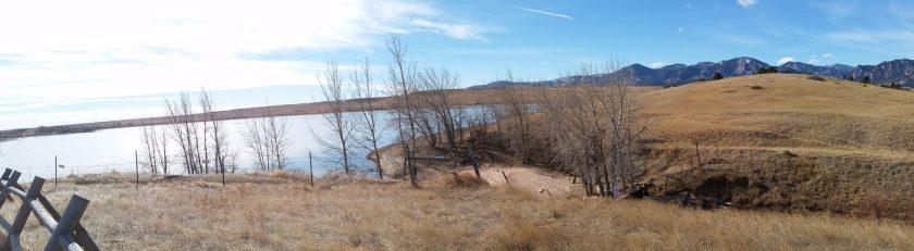 Marshall Lake Panorama