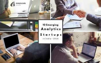 10 analytics startups