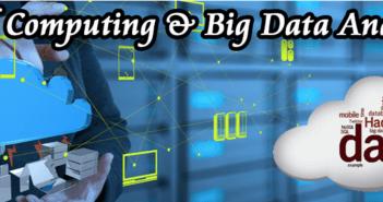9TH Cloud Computing & Big Data Analytics 2016: 17th March, Bangalore