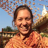 Juliana Coimbra Zanatta - Terapeuta Ayurvédica e Professora de Yoga