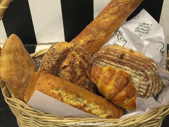 The Baker's Dozen, Mumbai - Changing The Bread Culture!