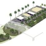 Propuesta de edificacion de Estación de Servicio