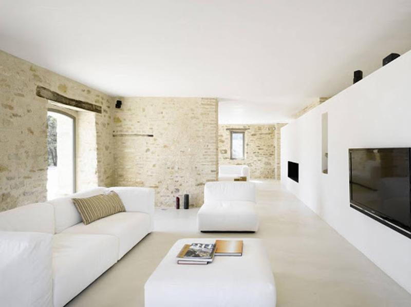 Wespi de Meuron _ House Renovation _ Treia (4)