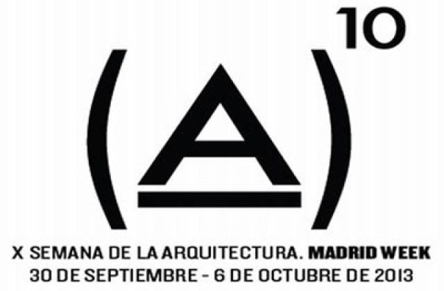 X Semana de la Arquitectura de Madrid. 30 Septiembre-7 Octubre