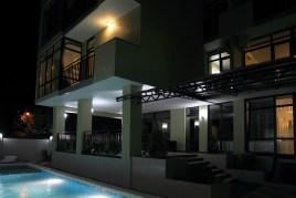 Ночной двор - Гостевой Дом VENEZIA