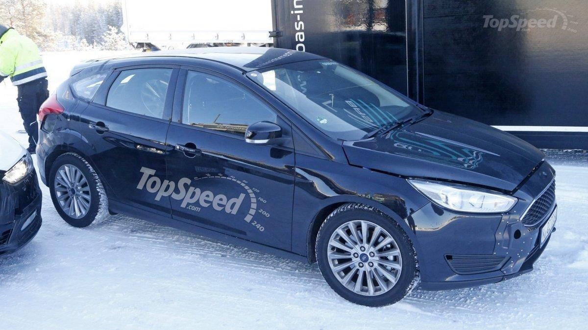 2018 Ford Focus MK4 Test Ediliyor - Gizli Çekim