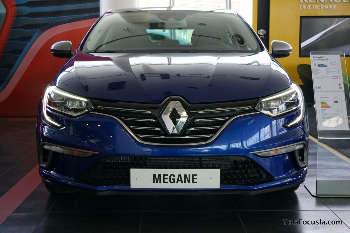 2016 Renault Megane 1.5 dCi EDC Detaylı Ön İncelemesi