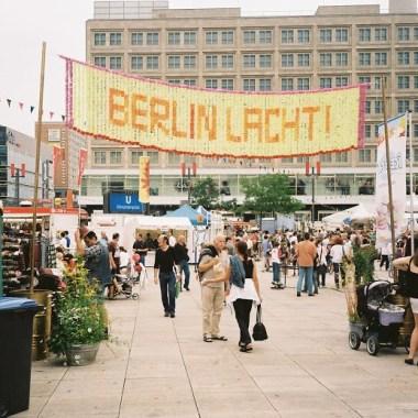 «Смрадные дыры» Берлина