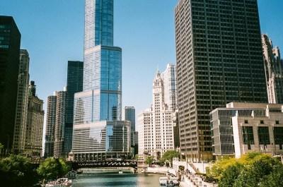 Отменные фото с Чикаго