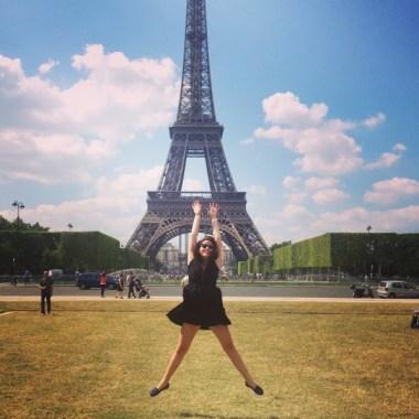 Инстаграмный Париж