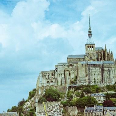 Фото французских земель: Бретань и Нормандия