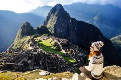 Впечатления от Мачу-Пикчу