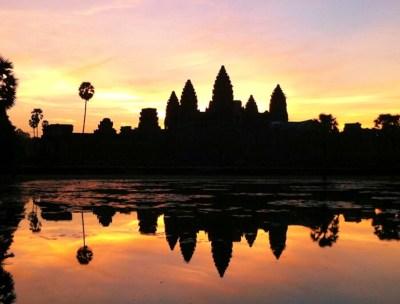 Камбоджийские фото-истории