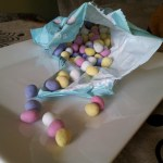 Micro mini chocolate Easter egg candy from Carnaby Sweet