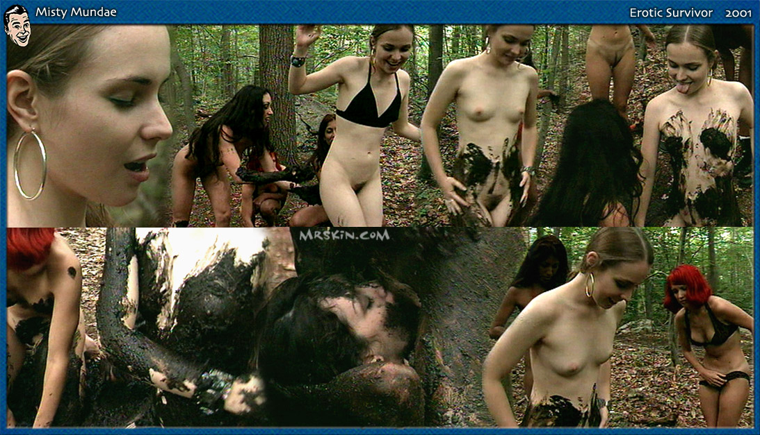women of survivor naked
