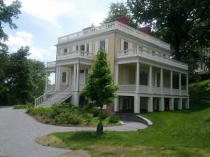 historic houses Alexander Hamilton hsitoric house