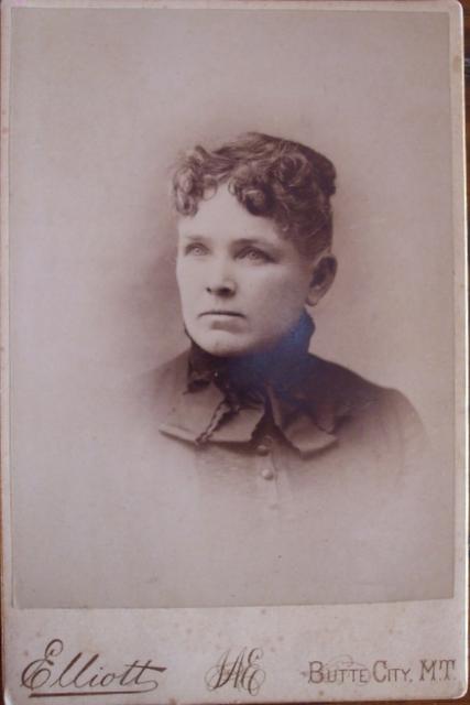 Wife of Carlos Morgan