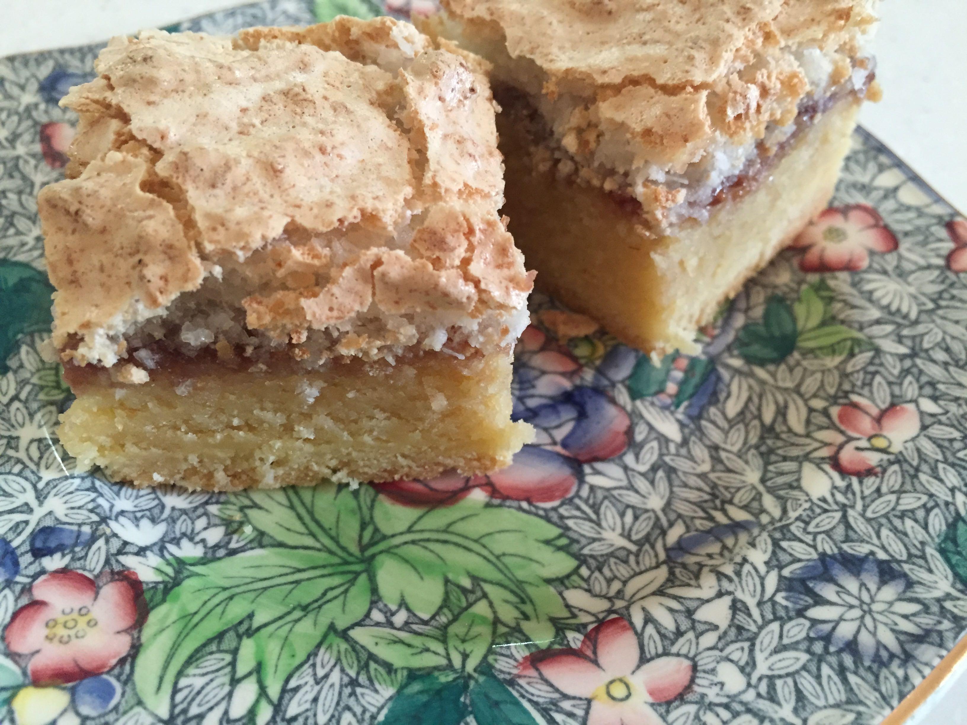 How to make Louise Cake…