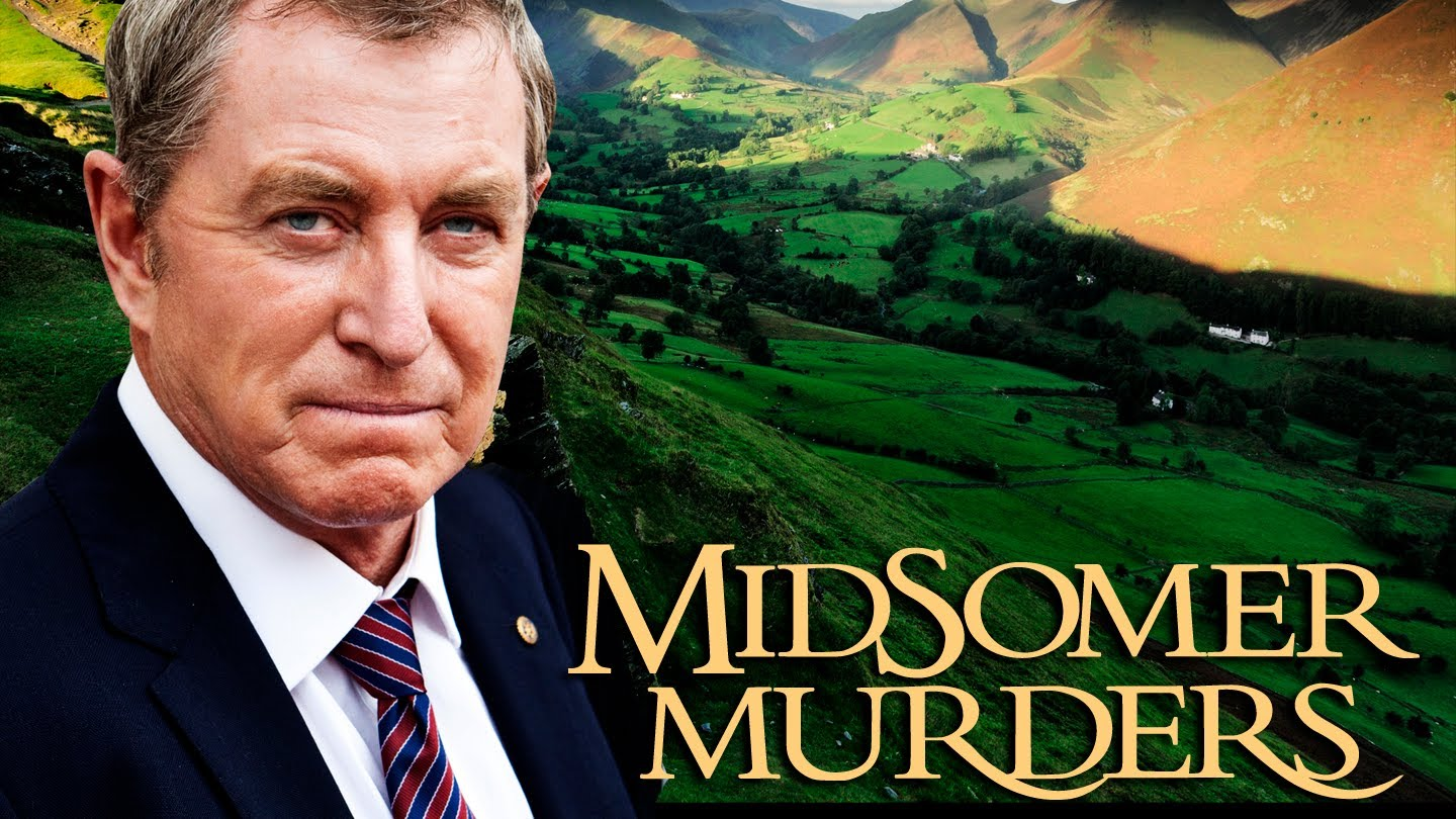 Something about Midsomer Murders and life imitating art…