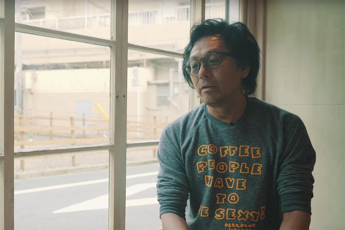 BEAR POND ESPRESSO 田中勝幸氏のルーツが垣間見えるインタビュー動画