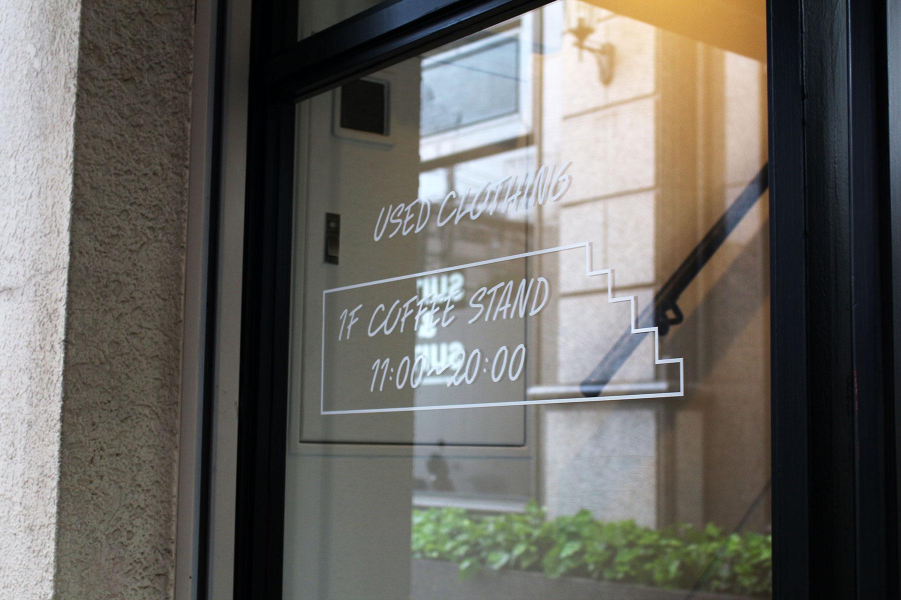 W/O STAND (ウィズアウトスタンド/ダブルオースタンド) 神戸