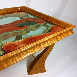 African Java Gold Table