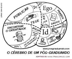 cerebro pos graduando