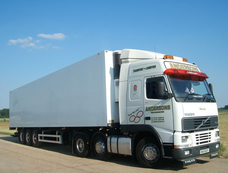 Lorry and Trailer