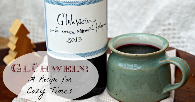 Gluhwein for cozy times
