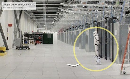 google data center stromtrooper