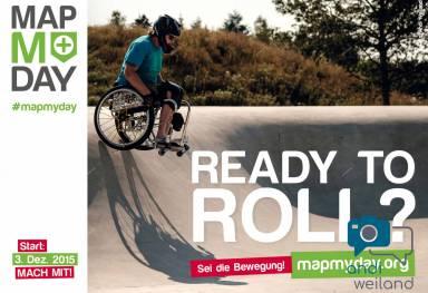 MapMyDay Kampagne