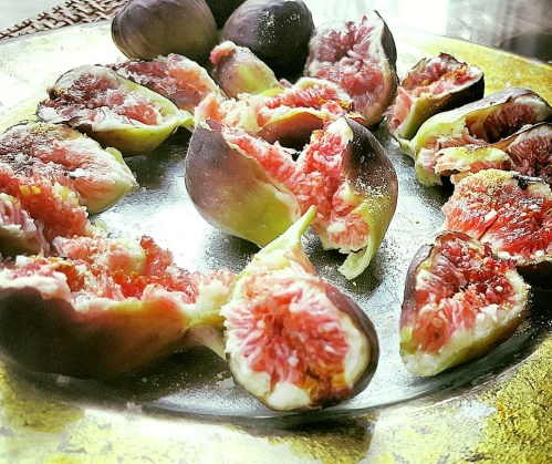 Medium Of How To Eat Figs