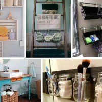 10 DIY bathroom ideas