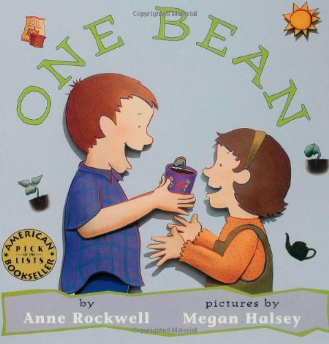 One Bean, by Anne Rockwell