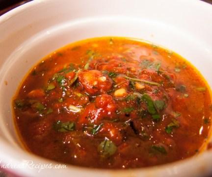 Roasted Red Pepper Aioli
