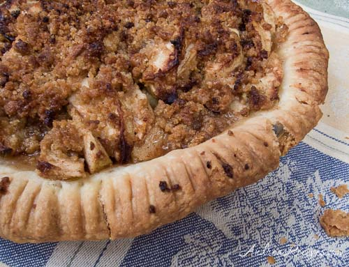 French Apple Pie - Andrea Meyers