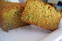 Life's Too Short for Mediocre Chocolate, Zucchini Pineapple Bread