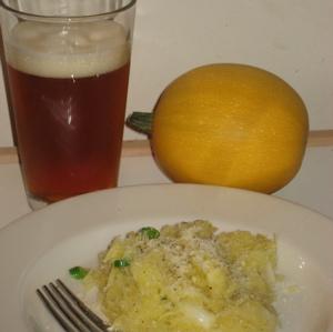 The Cellar and the Pantry - Garden Spaghetti