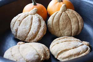 Allotment 2 Kitchen - Autumnal Scones