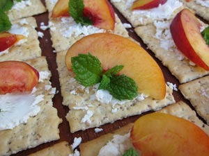 Kitchen Gadget Girl Cooks - Block Party Appetizer Ideas