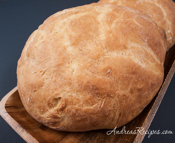 Local Breads, Italian Ricotta Bread - Andrea Meyers