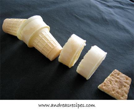 Prepped cones