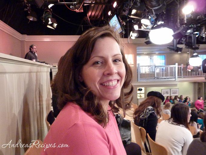 Andrea Meyers - my buddy Jennifer