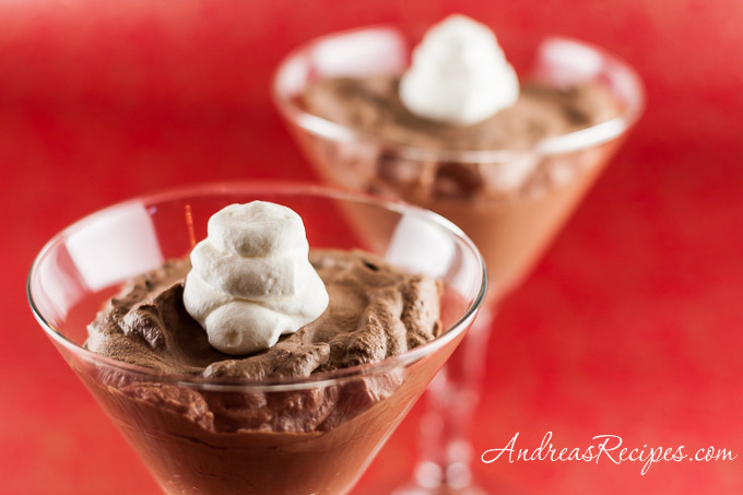 Chocolate Mousse - Andrea Meyers