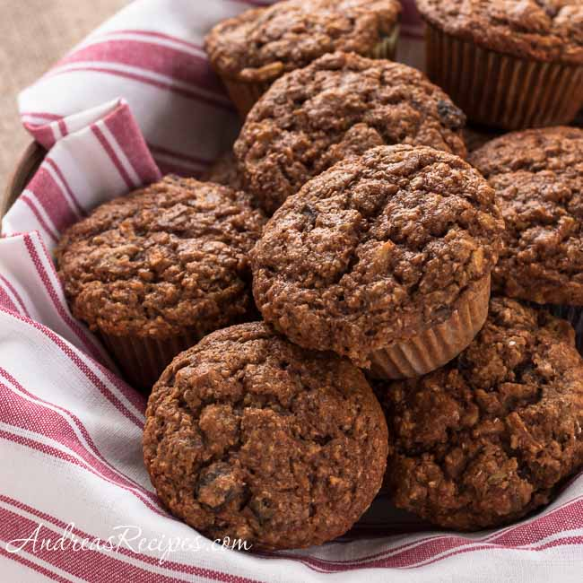 Andrea Meyers - Apple Butter Muffins