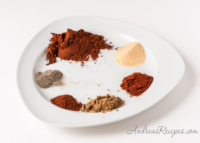 Andrea Meyers - Spicy Chipotle Taco Seasoning