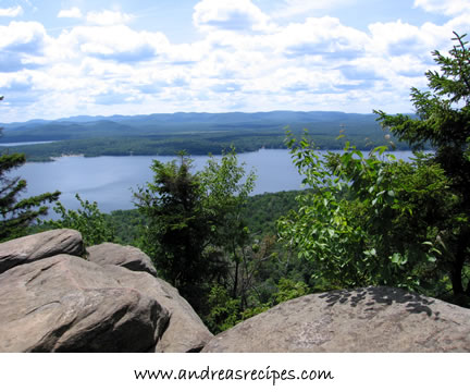 View of the Adirondacks