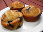 Andrea Meyers - Blueberry Muffins