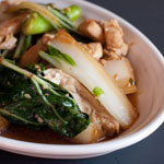 Andrea Meyers - Chicken Bok Choy