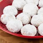 Coconut Orange Snowballs - Andrea Meyers
